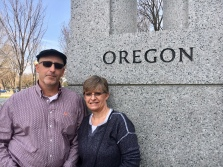 MAR18 - Mom and Dad visit DC - WWII Memorial (2)