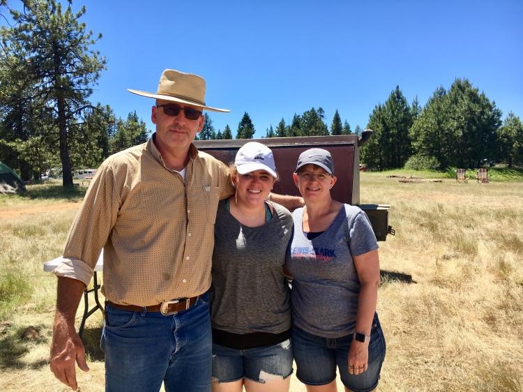 JUN18 - Home to Oregon - Parents on Wagon Train