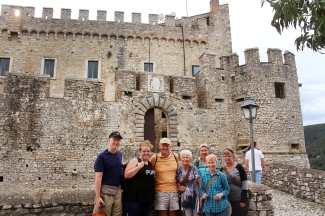 ITALY2018 - Walk Day Four (1)